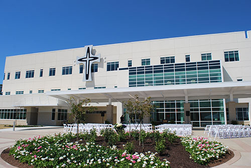 The new St. Joseph's/Candler Pooler Campus will open its doors for patients starting Monday, March 25, 2019.