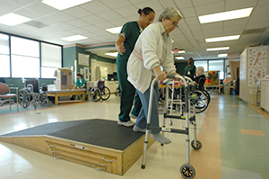 Inpatient Rehab at St. Joseph's/Candler