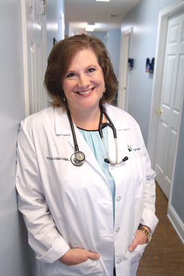 Dr. Tricia Etheridge
